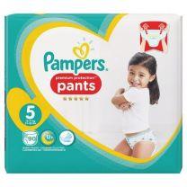 Pampers Premium Protection Pants Maat 5  -  90 Luierbroekjes Megapack