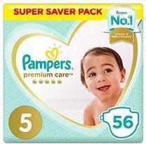 Pampers Premium Care Maat 5 - 56 Luiers
